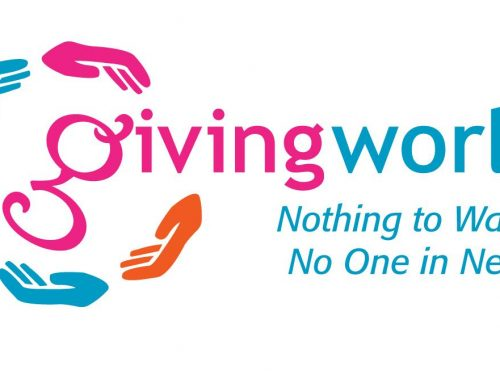 Giving World Launches New Website