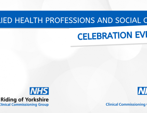 Hull and East riding of Yorkshire AHP and Social Care Awards